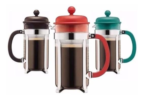 Cafetera Bodum Caffettiera Original Embolo 3 Pocillos 350ml