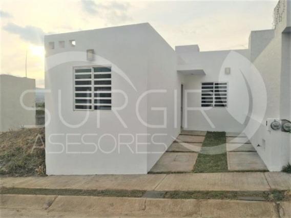 Casa Sola En Renta Villas De La Loma