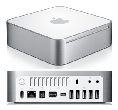 Mac Mini Core 2 Duo Com 4 Ou 8 Gb De Ram