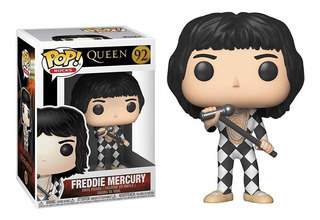 Funko Pop Freddie Mercury 92 Queen Pop Rocks