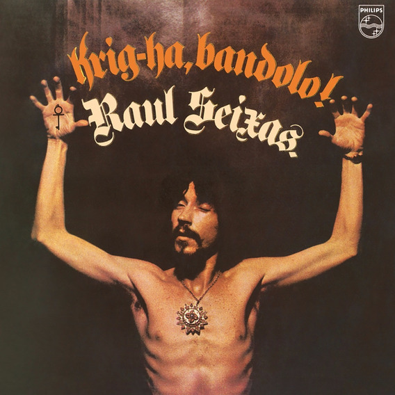 Disco De Vinil Raul Seixas - Krig-ha, Bandolo!