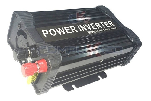Inversor De Corriente P/auto De 12v A 220v Usb 400w Potencia