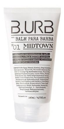Balm Para Barba - Midtown - Barba Urbana