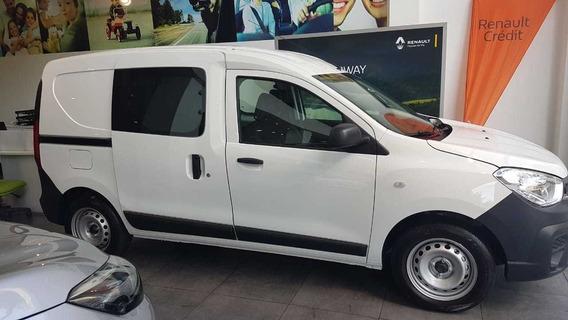 Renault Kangoo Confort 5a 1.6 Patentadas Anticipo Mini (ra)