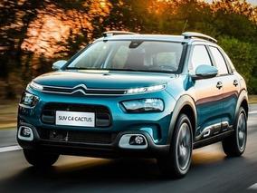 Citroën C4 Cactus Feel 1.6 16v Flex Aut., Fcc0015