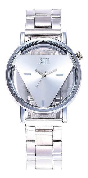 Reloj Trigonometría Acero Inoxidable + Precio De Mayoreo