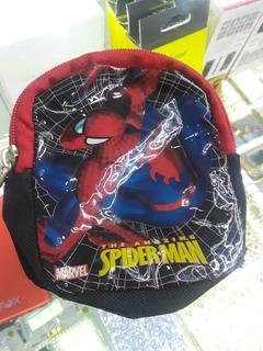 Forro Camara Disgital Spiderman