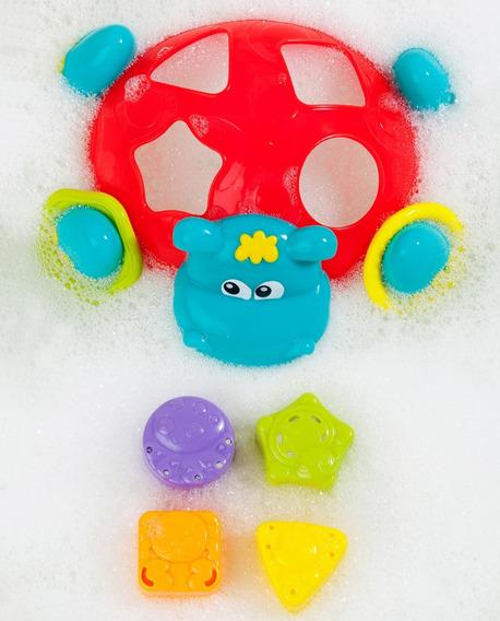 Juguete De Bebé Para El Agua Playgro Floating Hippo