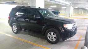 Ford Escape Xl 4 Cilindros 2009