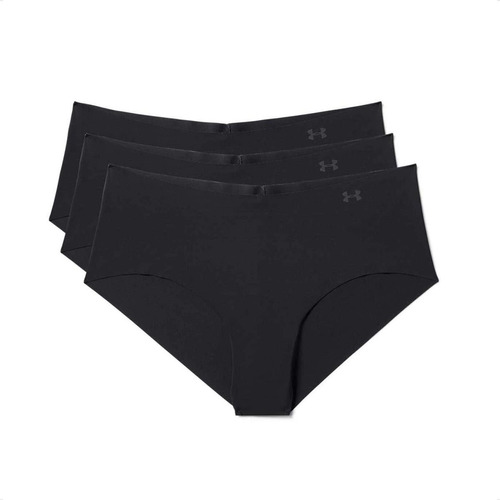 Ropa Interior Under Armour Culote Ps Hipster  X 3 Mujer