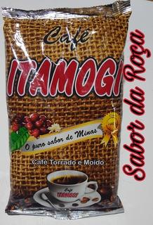 Café Em Pó 1kg Direto Do Sítio Artesanal Sabor Da Roça