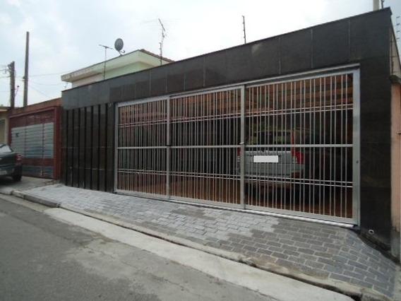 Casa Residencial À Venda, Jardim Vila Formosa, São Paulo. - Ca0011