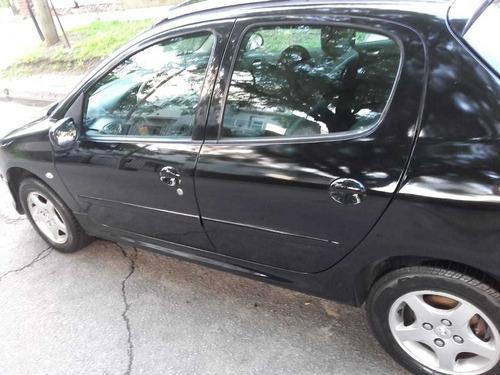 Peugeot 206 2007 1.6 Xt Premium Tiptronic