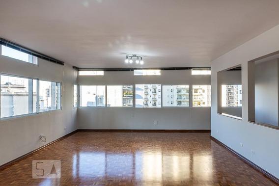 Apartamento Para Aluguel - Higienópolis, 3 Quartos, 200 - 893112881