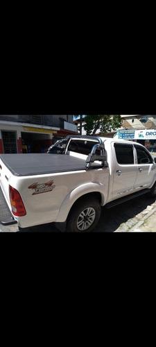 Imagem 1 de 14 de Toyota Hilux 2007 2.5 Cab. Dupla 4x4 4p