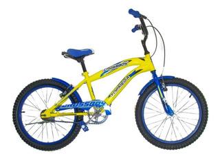 Bicicleta Topmega Crossboy R20 Varón