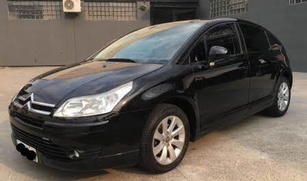 C4 Hatch, Automatico, Banco De Couro