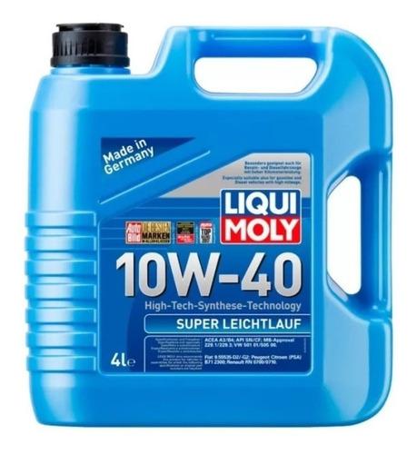 Imagen 1 de 1 de Aceite Liqui Moly 10w40