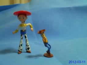 Toy Story Bonecos Da Jessy Do Wood