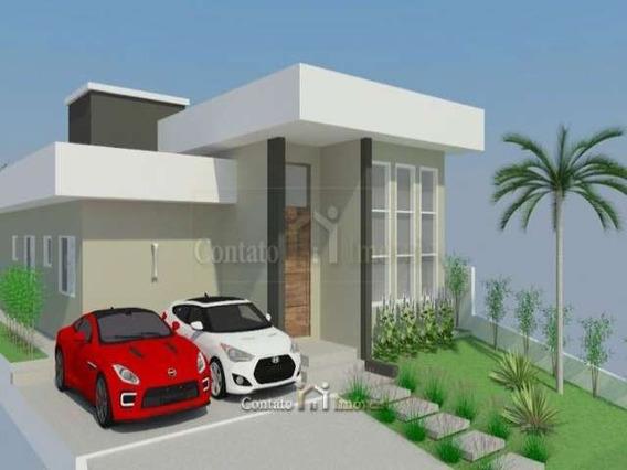 Casa Condomínio Venda Terras Atibaia - Cf0012-1