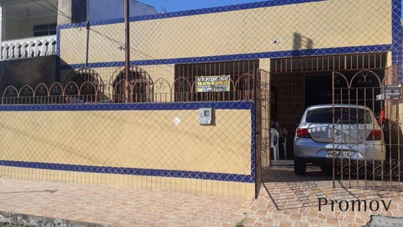 Vendo Ótima Casa No Orlando Dantas - Ca0594