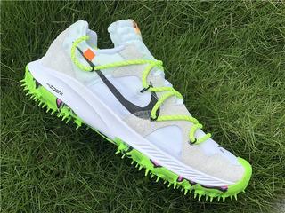 Nike Air Force 1 Hombre : OFF WHITE x Zoom Terra, Nike React