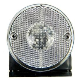 Lanterna Lateral Carreta Randon Simples ( Jg Com 4 + Lamp)