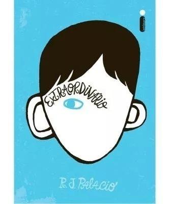 Extraordinario Livro R J Palacio Escola Frete 8 Reais