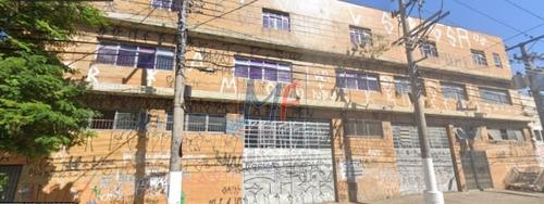 Imagem 1 de 4 de Ref 12.903 Excelente Galpão Localizado No Bairro Vila Prudente, 2348 M² De A.c, 2220 M² De A.terreno E Frente 30 M². Zoneamento: Zc - 12903