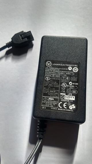Fonte 12v 1,25a Cabo Bivolt AutomáticaModem Motorola