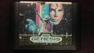 Michael Jackson Moon Walker Sega Genesis - Wird Us -