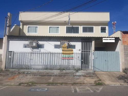 Imagem 1 de 16 de Casa Com 2 Dormitórios Para Alugar, 100 M² Por R$ 900/mês - Conjunto Habitacional Júlio De Mesquita Filho - Sorocaba/sp - Ca0310