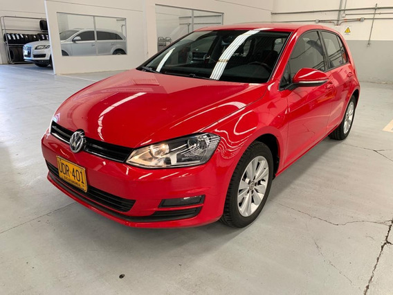 Volkswagen Golf Comfortline 2015