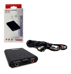 Transmissor E Receptor Bluetooth Wireless P2 Tv Pc - 805