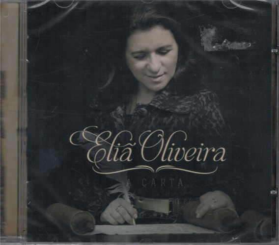 Cd Eliã Oliveira - A Carta [original]