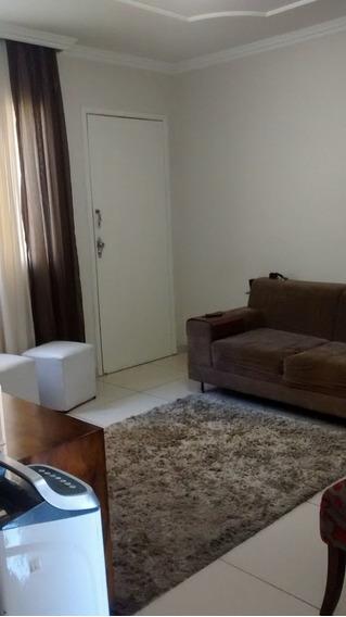 Apartamento Com 2 Quartos Para Comprar No Flamengo Em Contagem/mg - 4475