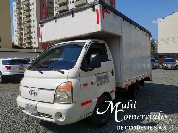 Hyundai Porter H100, Con Trabajo!!, Modelo 2009, Furgon Seco