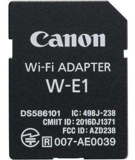 Adaptador Cano W-e1 Wi-fi