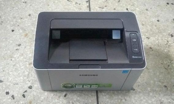 Impresora Samsung M2020 Monocromática Con 2 Tóner