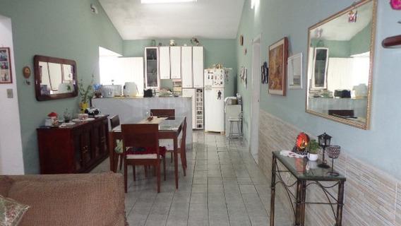 Casa Na Praia Com 3 Quartos Em Itanhaém-sp 4339-pc