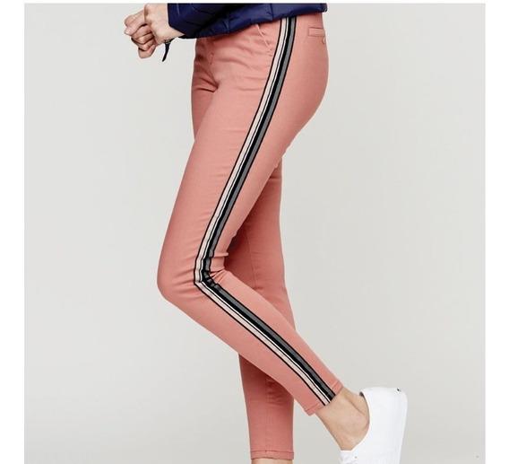 Pantalón Casual De Mujer