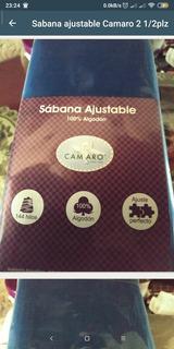 Sabana Ajustable Camaro 2 1/2plz