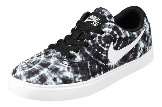 Zapatillas Nike Sb Check Niños Tie-dye Tela 100% Original !!