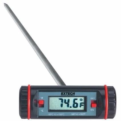 Termômetro De Alimentos T-bar Poket (itat-st9265a)