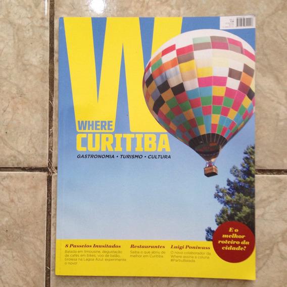 Revista Where Curitiba 120 Set/out 2015 Gastronomia Cultura