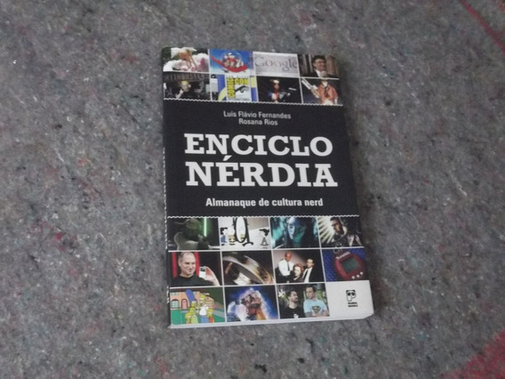 Enciclonérdia- Almanaque De Cultura Nerd.