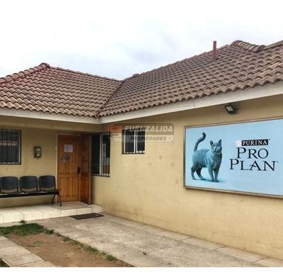 Casa Apta Para Local En Arriendo, San Joaquín