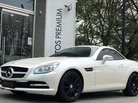 Mercedes Benz Slk350 Cgi At Blanca Perlada Slk 350