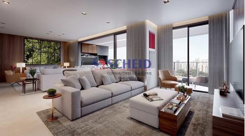 Apartamento Em Construção - Mr74959