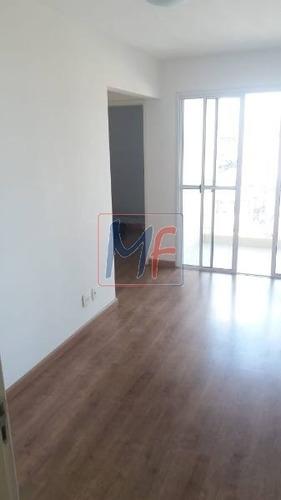 Imagem 1 de 11 de Ref 11.419 Excelente Apartamento No Bairro Vila Pereira Barreto, Com 2 Dorms, 1 Banheiro, 2 Vagas, 54 M² Lazer, Estuda Propostas E Permuta. - 11419